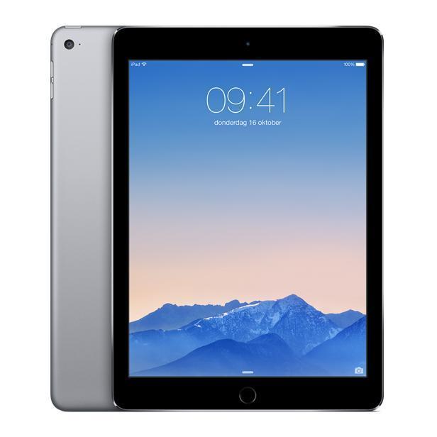 iPad Air 2 Wi-Fi 128GB Space Gray MGTX2FDA