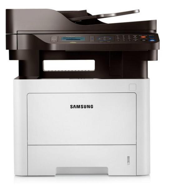 Samsung Laserprinter ProXpress M3375FD Zwart wit