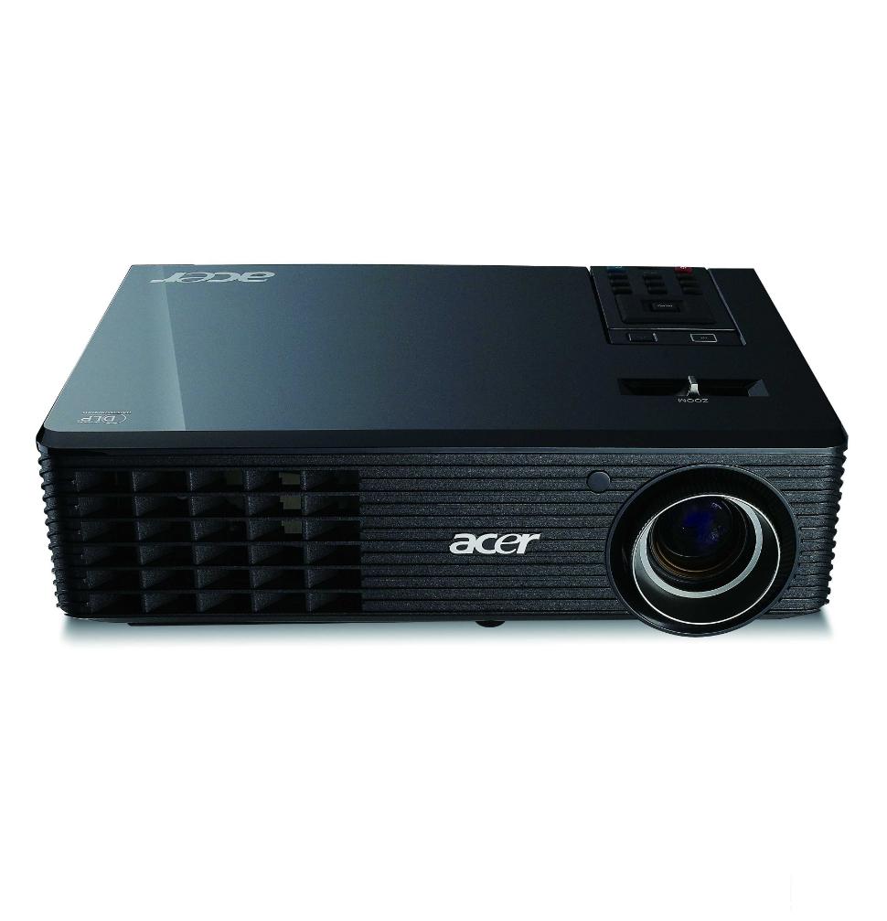 Acer X1161 beamer + 1 dag huur