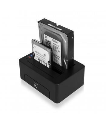 Ewent EW7014 USB 3.0 Dual docking station