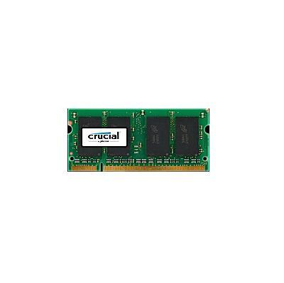 Crucial 2GB DDR2-667 Sodimm CT25664AC667