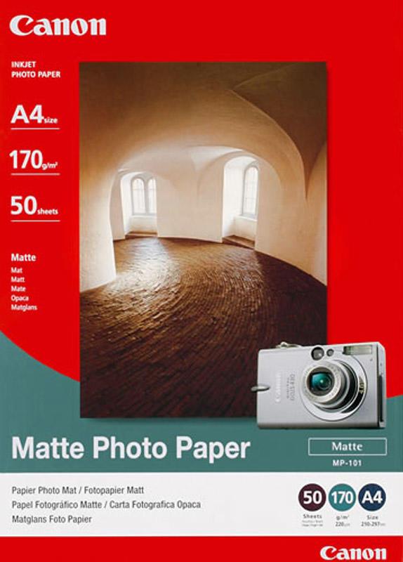 Canon Foto Papier A4 (50 vel) MP-101