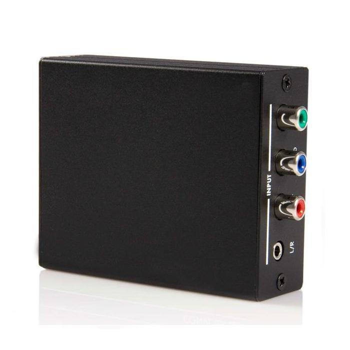 StarTech.com Component naar HDMI Video Converter met Audio