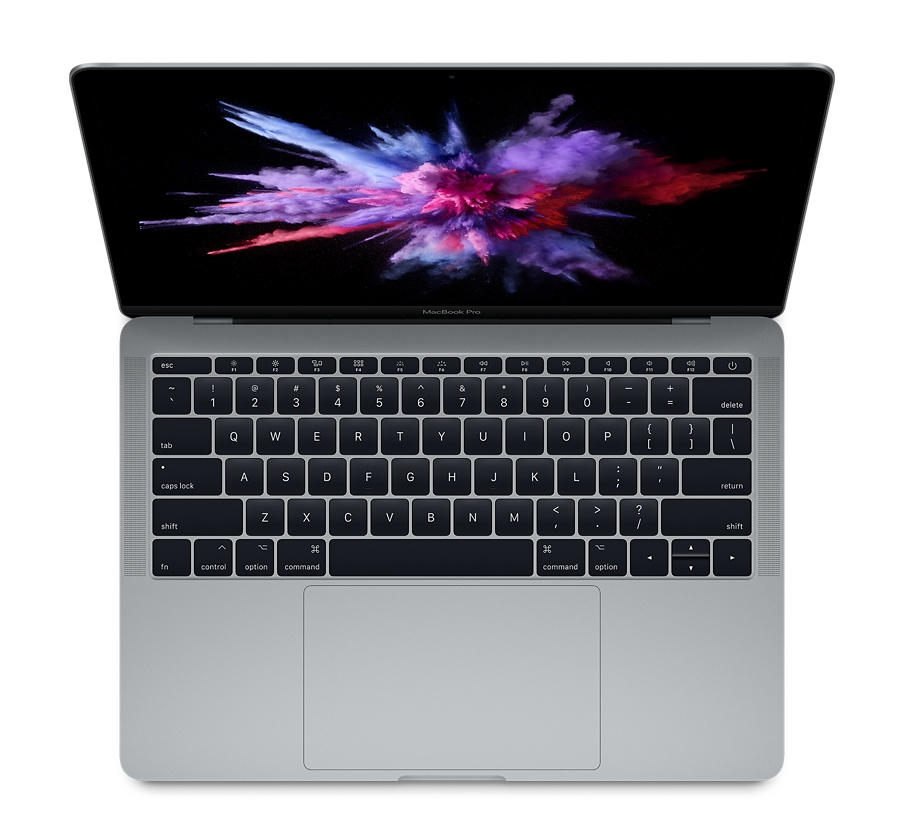 Apple Macbook Pro 2017 13,3 128GB grijs