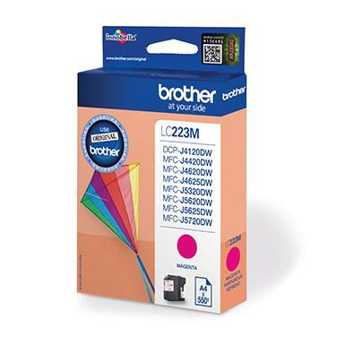 Image of Brother Cartridge LC-223 (magenta)