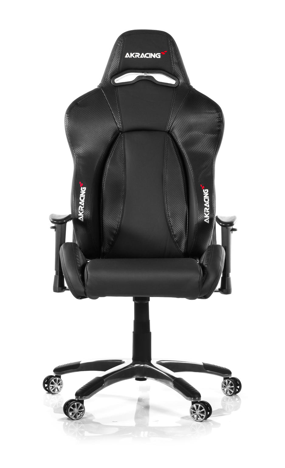 AKRacing Premium gamestoel Carbon zwart