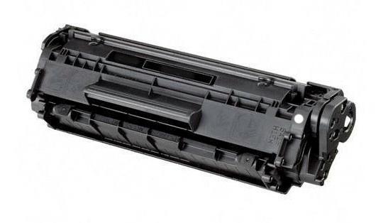 HP Compatible 27A zwart