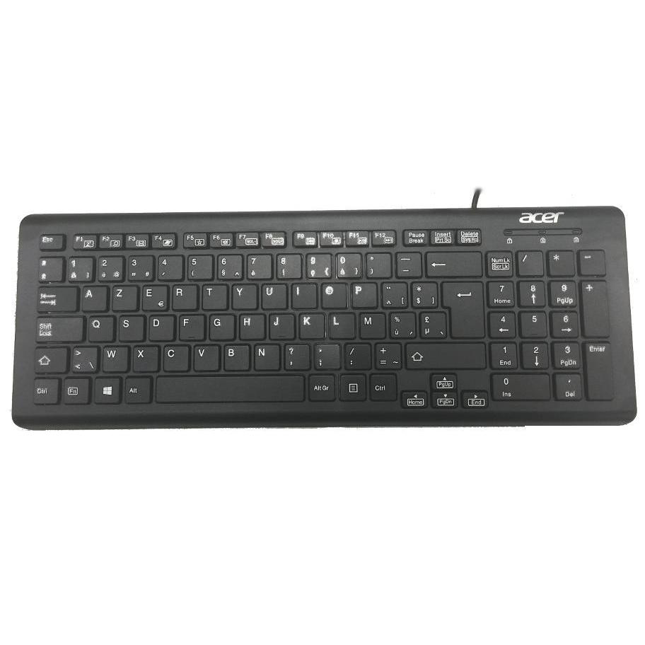 Acer USB toetsenbord AZERTY layout