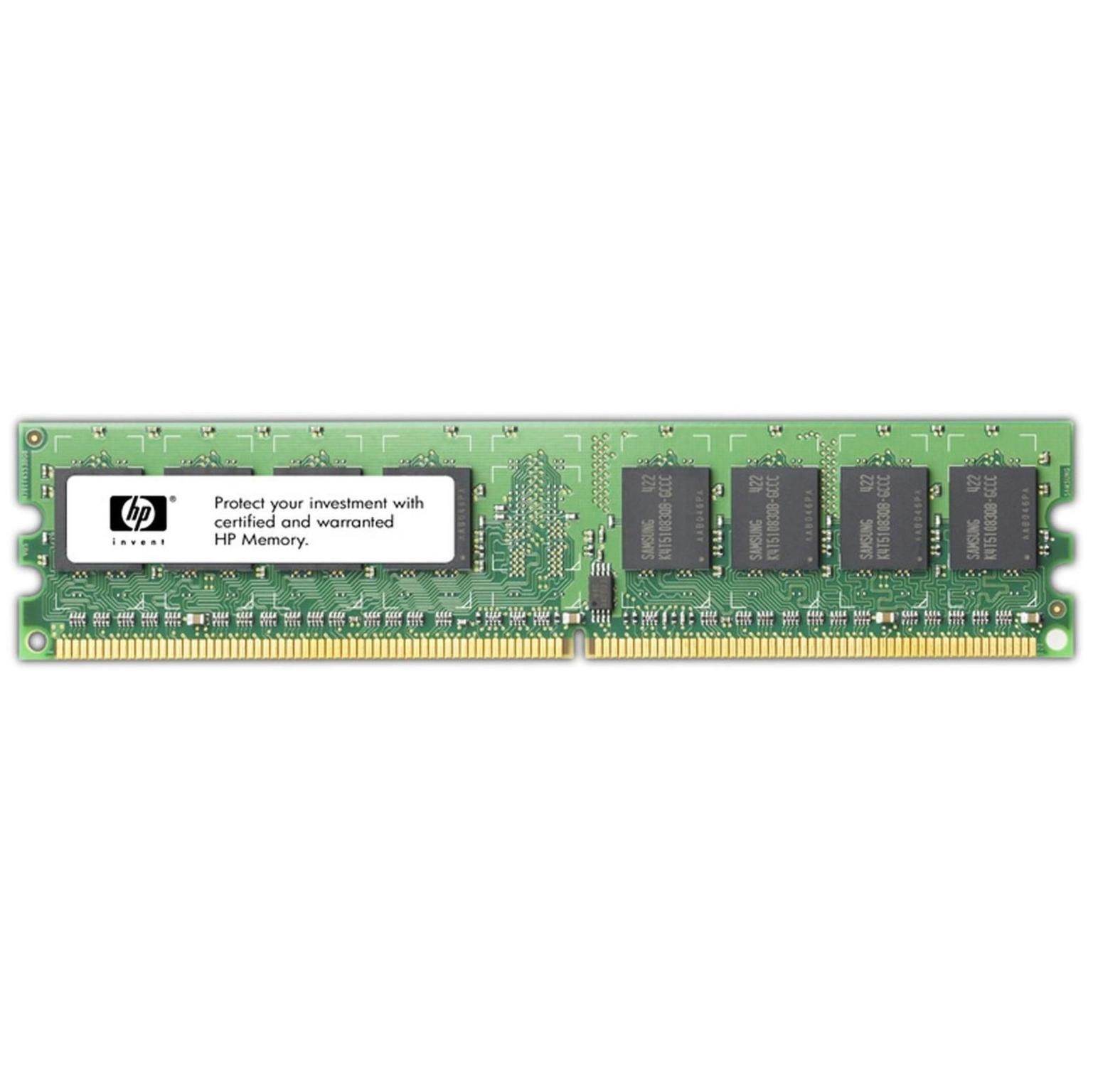 HP 4GB DDR3-1333 Single-Rank Registered x4 CL9