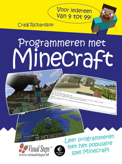 Visual Steps Programmeren met Minecraft