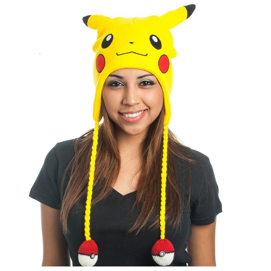 Image of Bioworld Pikachu beanie