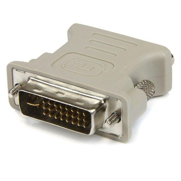 StarTech DVI-I naar VGA adapter M/F beige