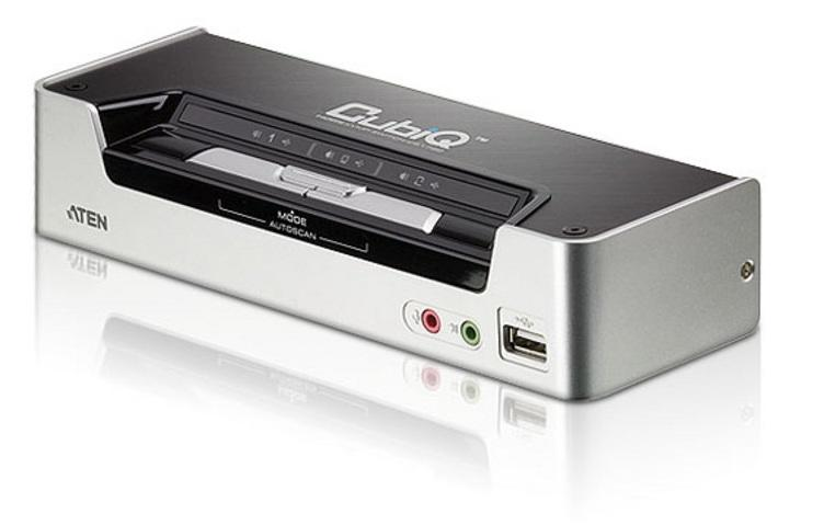 Aten 2-Port USB 2.0 HDMI KVMP (CS1792)