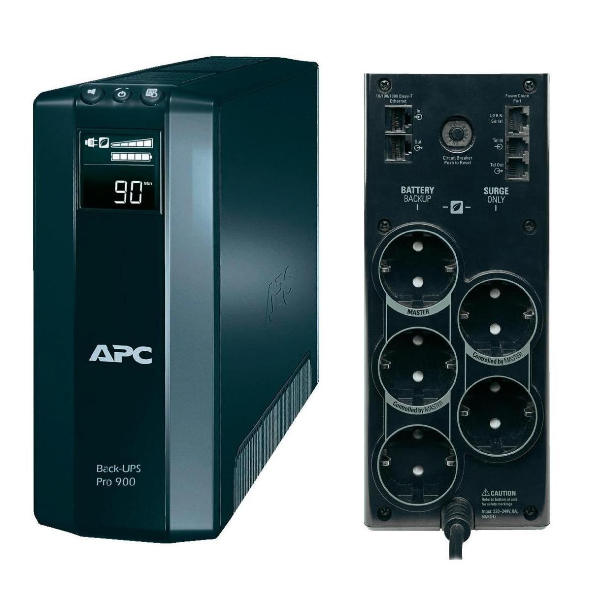 APC Back-UPS Pro BR900G-GR