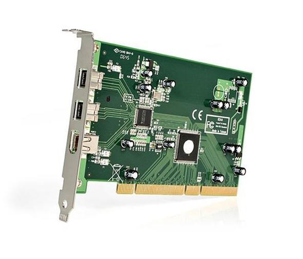 StarTech.com 3-poort PCI 1394b FireWire Adapter met Digitale Videobewerkingsset