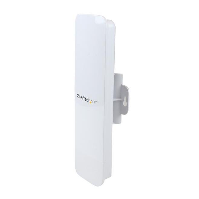 StarTech.com 300 Mbps 2T2R draadloos-N toegangspunt voor buiten 5 GHz 802.a-n wifi-toegangspunt met