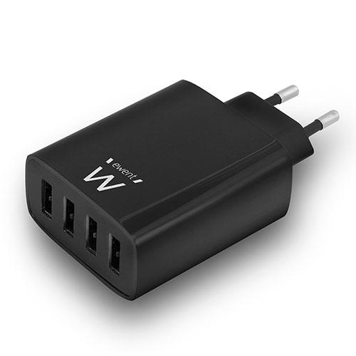 Ewent EW1314 USB Smart IC lader