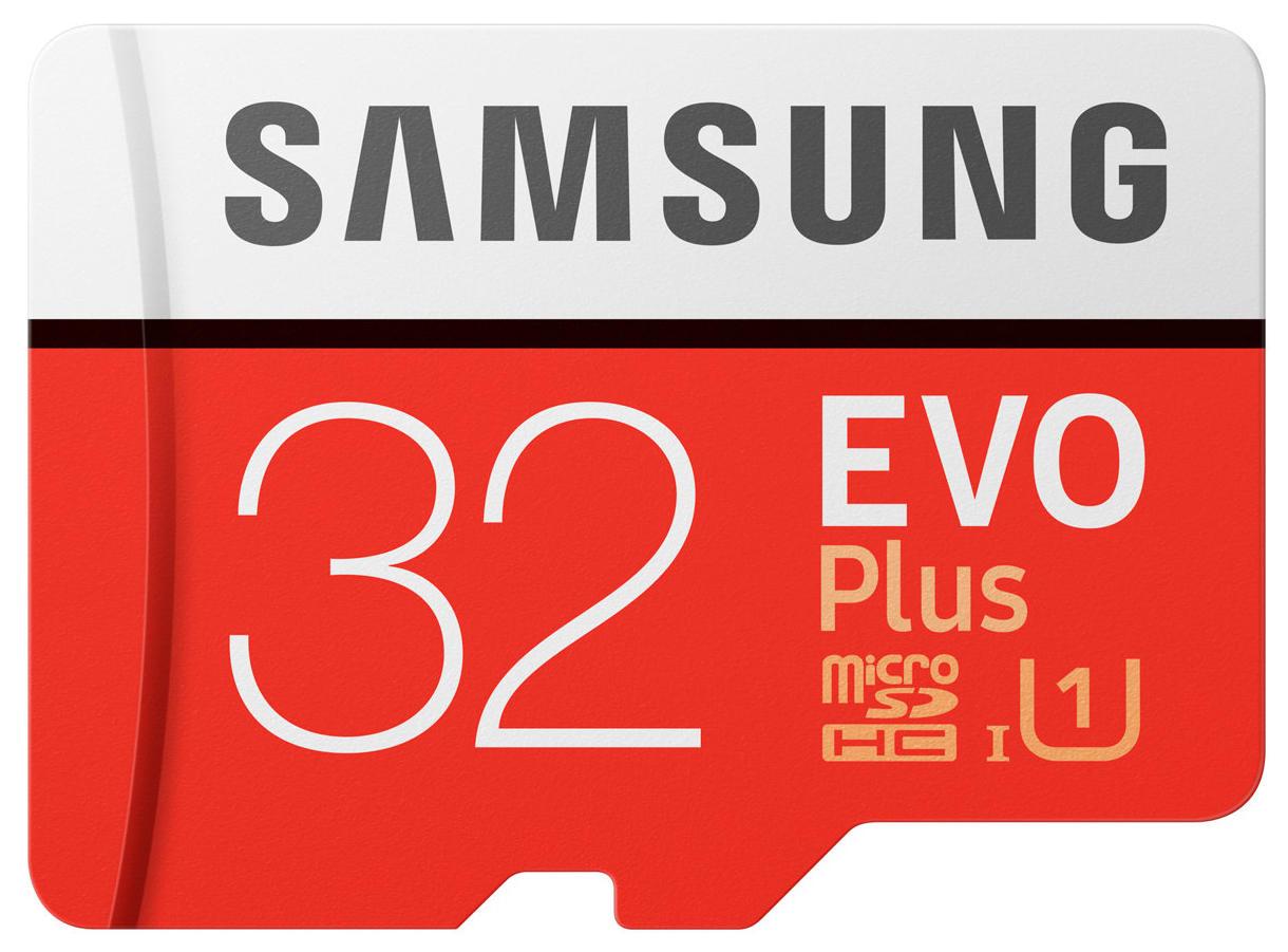 Samsung Evo Plus 32GB microSD