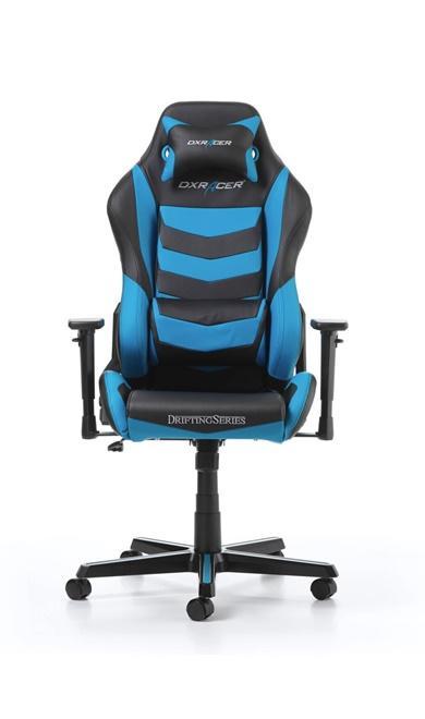 DXRacer Drifting D166-NB gamestoel blauw