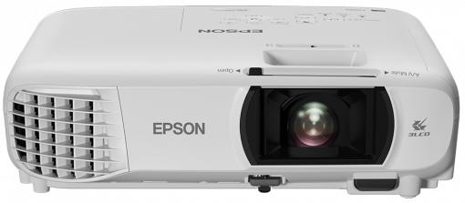 Epson EH-TW610 Draagbare projector 3000ANSI lumens 3LCD 1080p (1920x1080) Wit beamer-projector