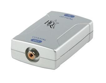 Image of HQ Toslink naar RCA audio omvormer