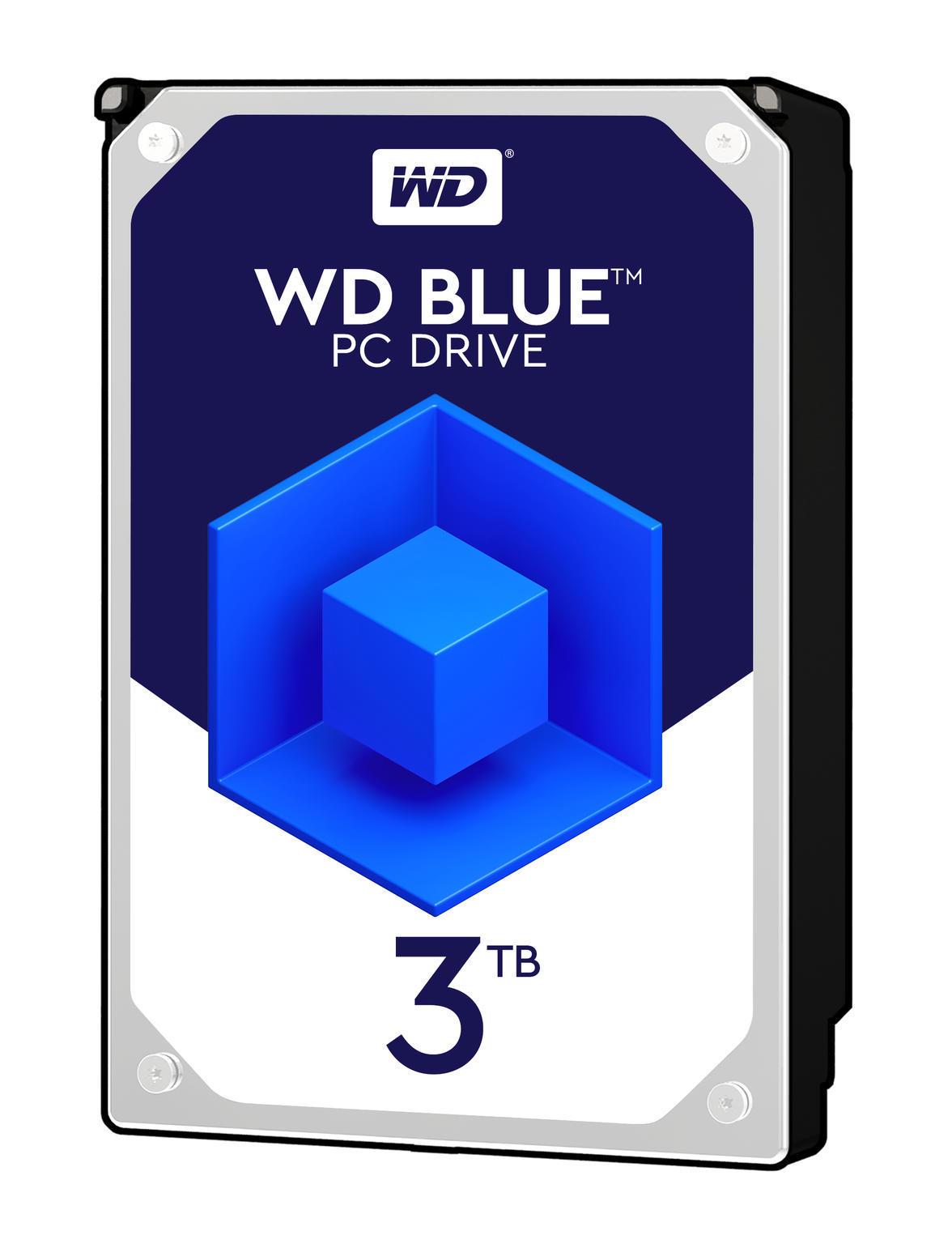 WD Refurbished Blue 3TB WD30EZRZ