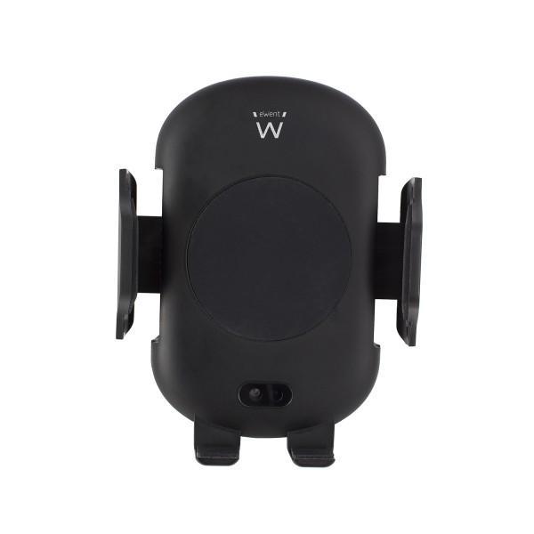 Ewent Automatisch instelbare smartphonehouder met wireless quickcharge