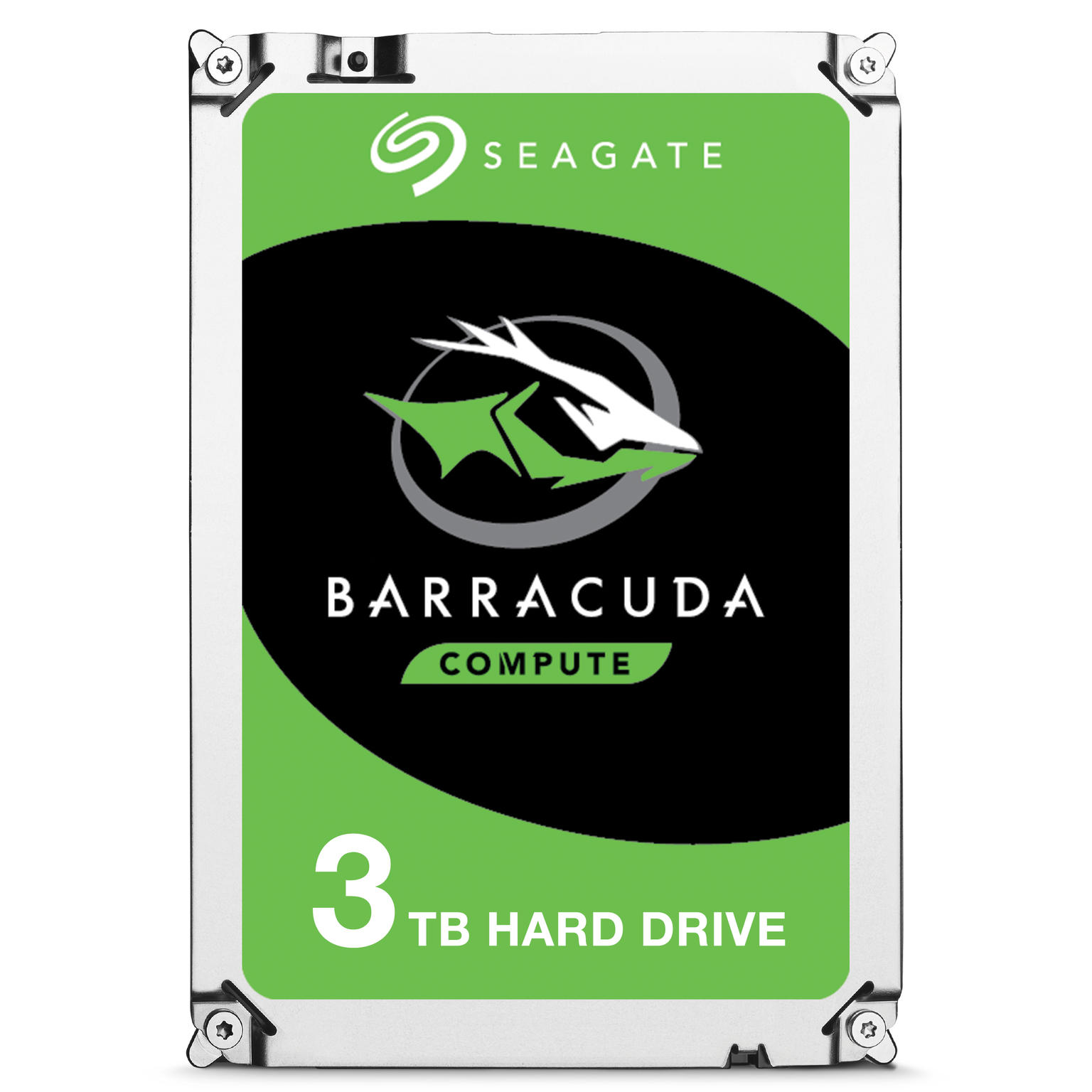 Seagate Barracuda ST3000DM007 3000GB SATA III interne harde schijf