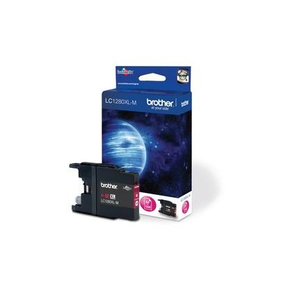 Image of Brother Cartridge LC-1280XLM (magenta)