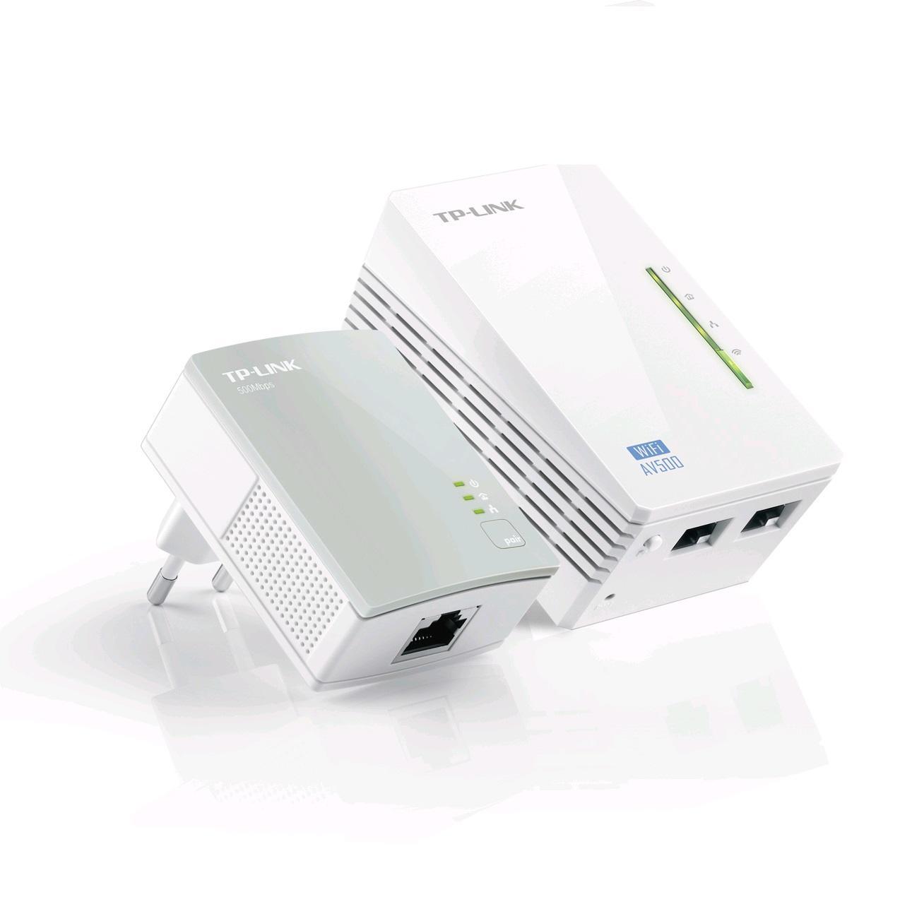 TP-Link TL-WPA4220KIT wifi versterker kit