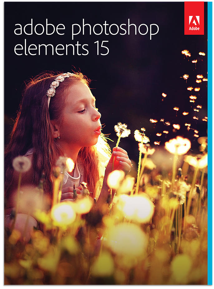 Image of Adobe Photoshop Elements 15
