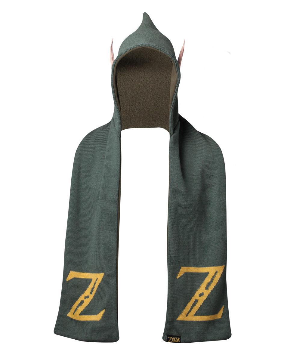 Difuzed Zelda Hooded sjaal