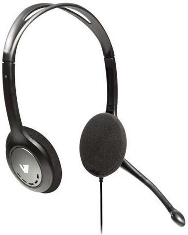 V7 HA201-2EP koptelefoon