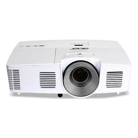 Acer Home H7850 Desktopprojector 3000ANSI lumens DLP 2160p (3840x2160) Wit beamer-projector