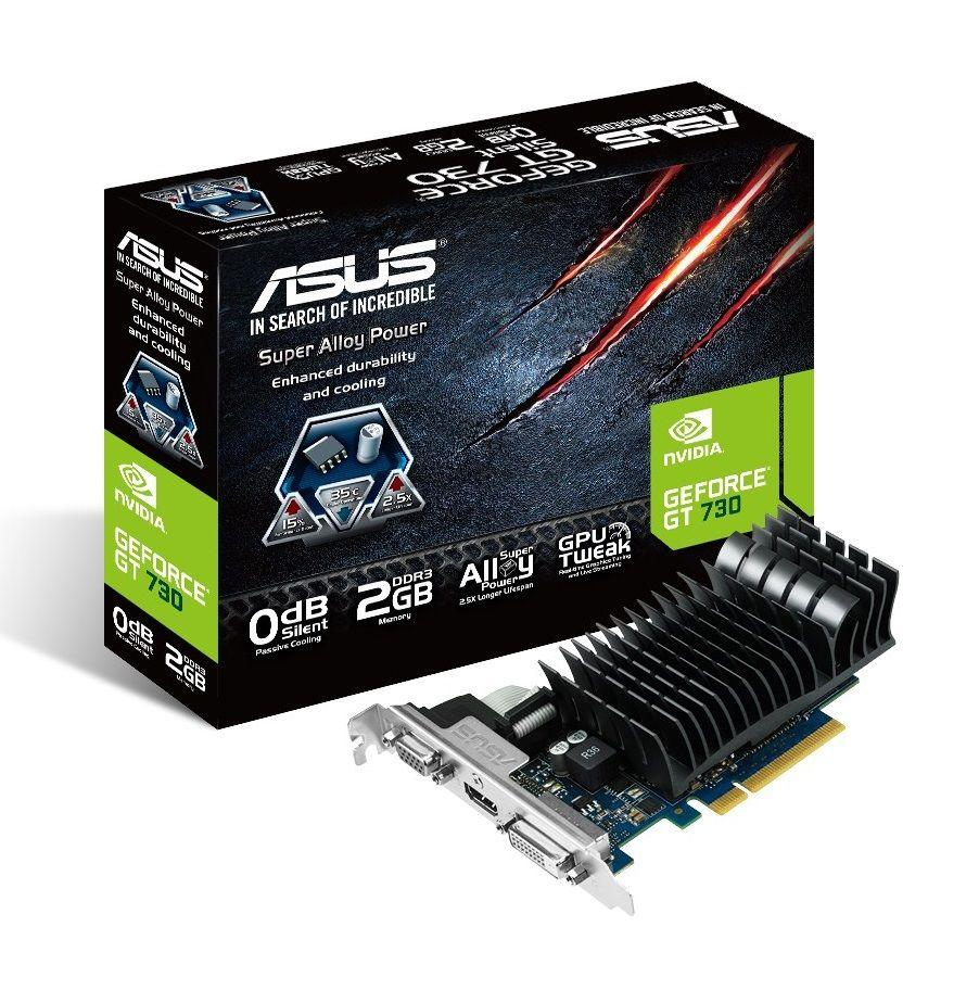 Asus GeForce GT730-SL-2GD3-BRK