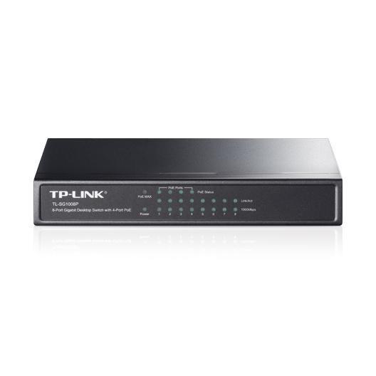 TP-Link TL-SG1008P Gigabit PoE switch