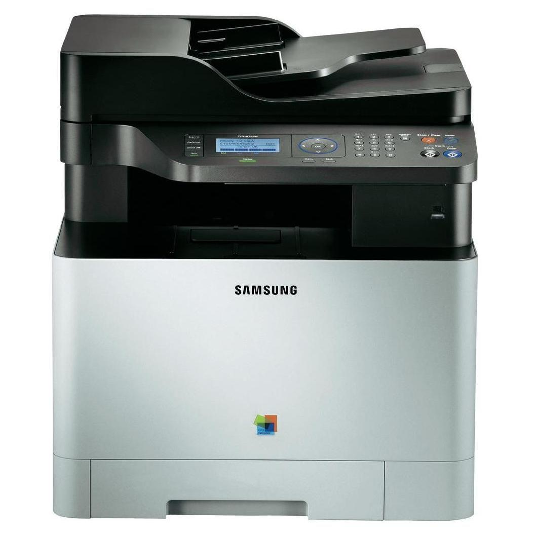 Laserprinter Samsung CLX-4195FN multifunctional