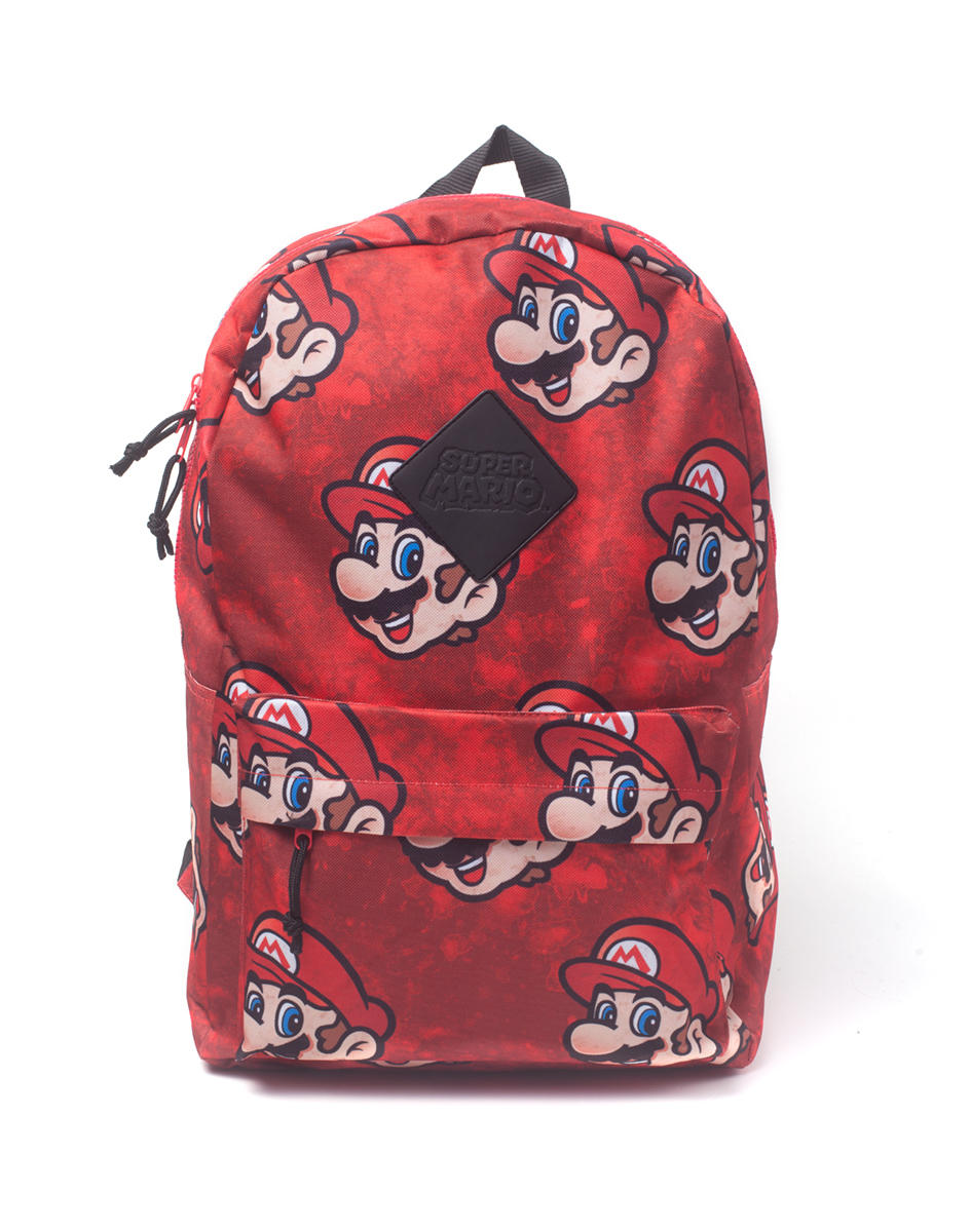 Difuzed Super Mario Sublimation rugzak