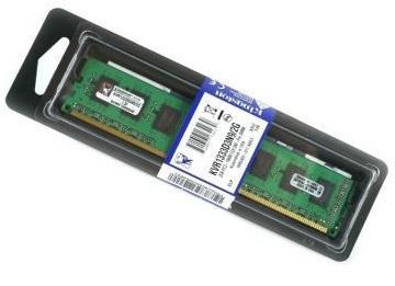 Kingston ValueRAM 2GB DDR3-1333 SingleRank