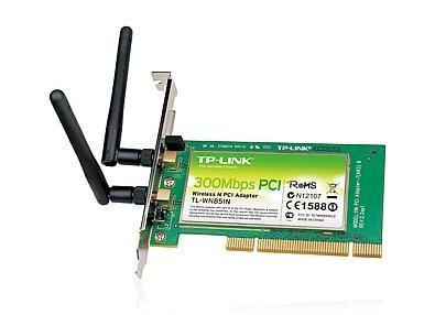 TP-Link TL-WN851ND netwerkkaart