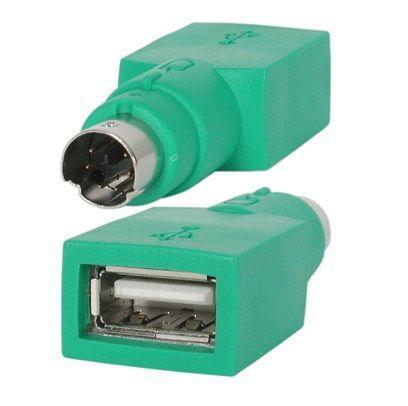 StarTech USB naar PS/2 Muis adapter F/M