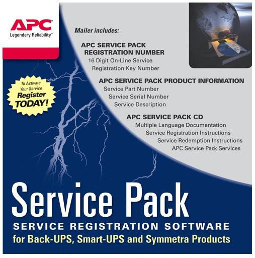 APC Service Pack 01 - 3 Year Warranty