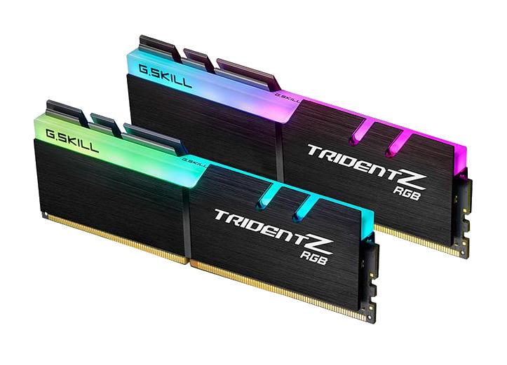 G.Skill Trident Z RGB 16GB DDR4-3200 CL14 kit