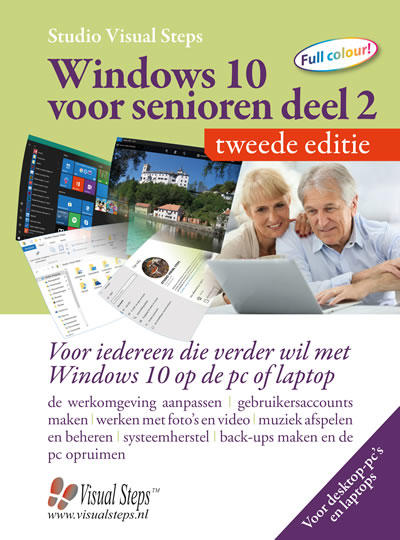 Visual Steps Windows 10 voor Senioren deel 2