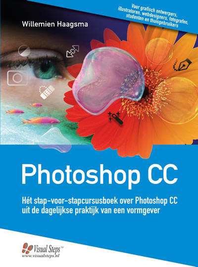 Visual Steps Photoshop CC stapcursusboek