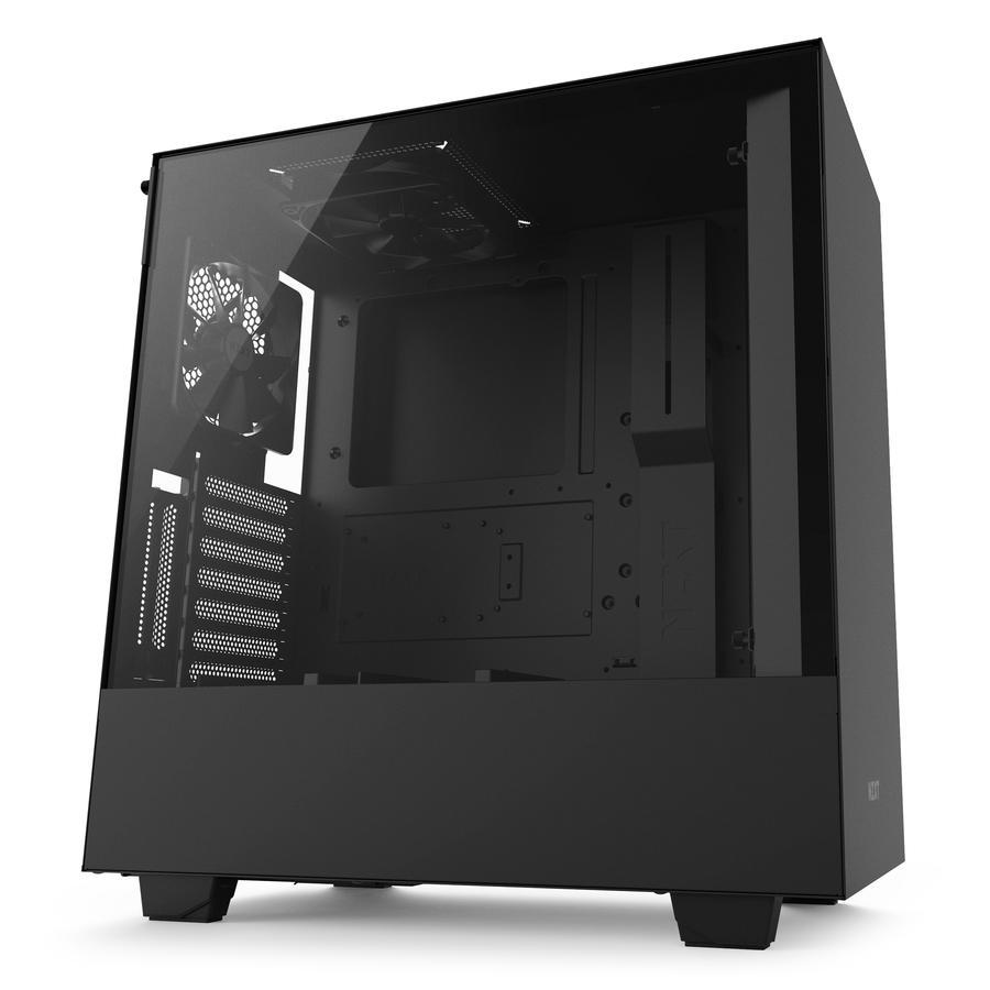 NZXT H500i mat zwart