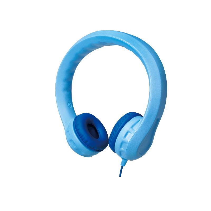 LogiLink kinder koptelefoon blauw