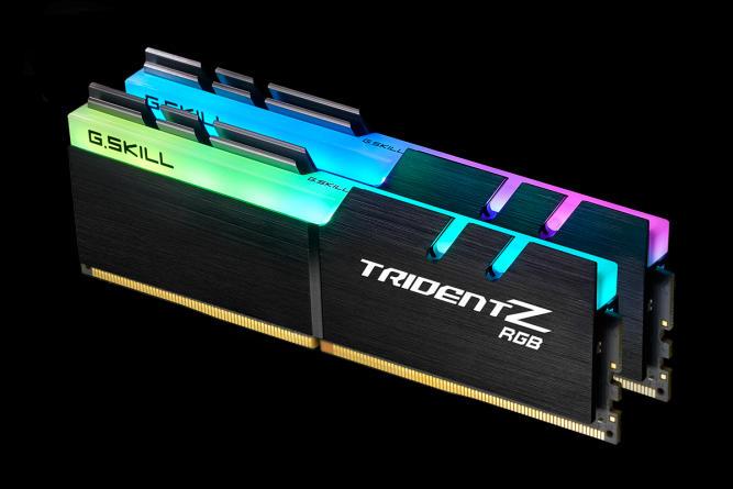 G.Skill Trident Z RGB 32GB DDR4-4000 kit