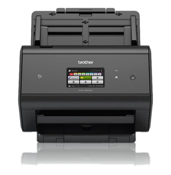 Brother ADS-2800W scanner