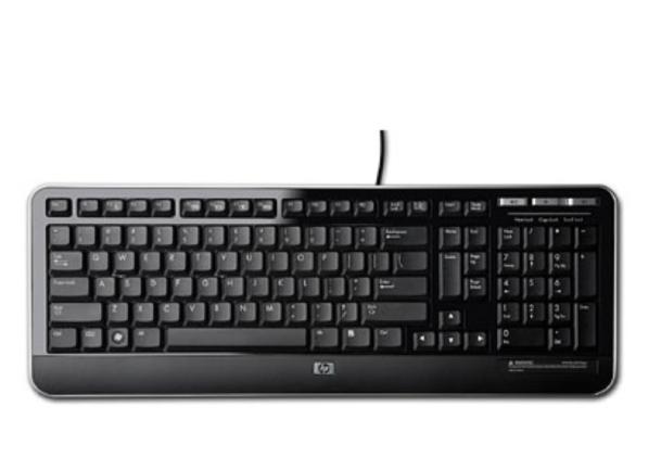 HP USB toetsenbord bulk